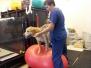 Post-operative Rehabilitation in our Underwater Treadmill